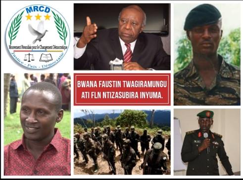 Rwanda: FLN ihagaze neza kandi ikomeje urugamba rwo kubanisha neza abanyarwanda (Faustin Twagiramungu).