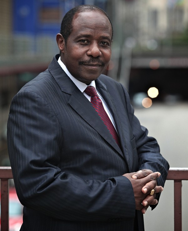 DreamWeek Keynote Speaker Paul Rusesabagina Draws International Ire