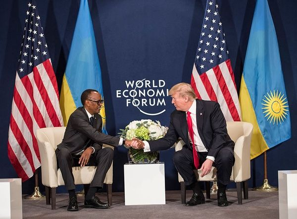 U.S.-RWANDA RELATIONS : 2019 Country Reports on Human Rights Practices