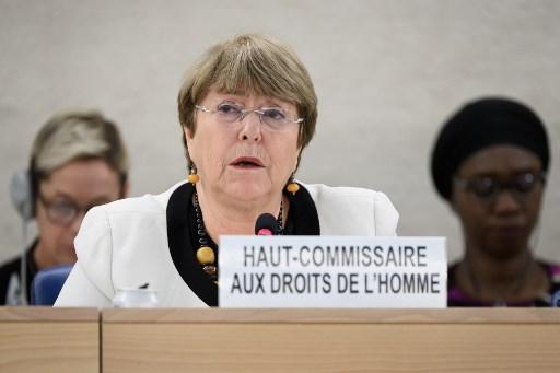 Lettre d'Adolfo Pérez Esquivel à Michelle Bachellet, Haute-Commissaire des Nations Unies aux droits de l'homme, sur les graves violations des droits de l'homme subies par le peuple rwandais
